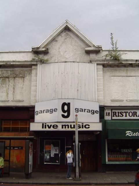 The Garage, Holloway Road, Highbury & Islington