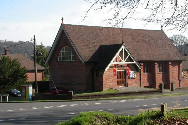 Three Counties Church, Hammer