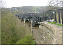 SJ2742 : Pontcysyllte Aqueduct by Martin Clark