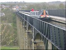 SJ2741 : Pontcysyllte Aqueduct by Martin Clark