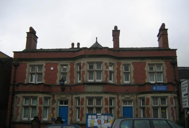 Didsbury Police Station