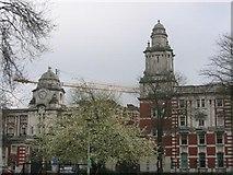 SJ8595 : Central Manchester & Manchester Children's University Hospitals, MRI by Paul Ashwin