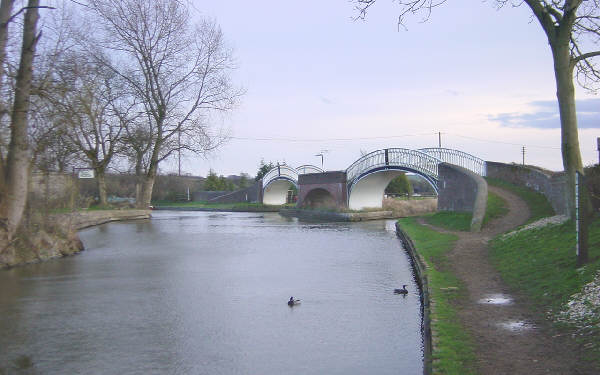 Braunston Canal Junction