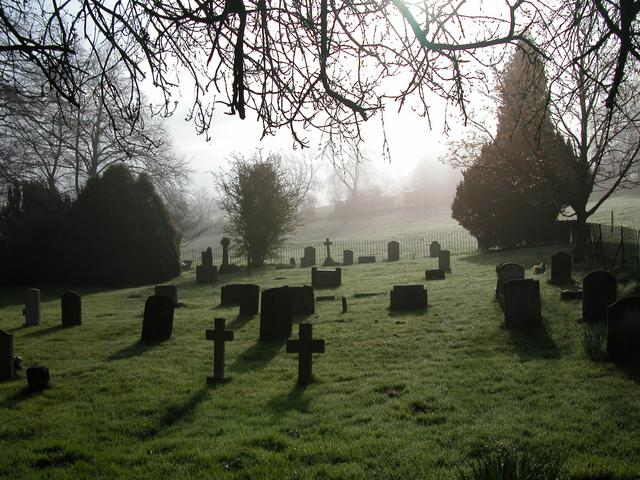 The Churchyard of St Simon and St Jude Bramdean