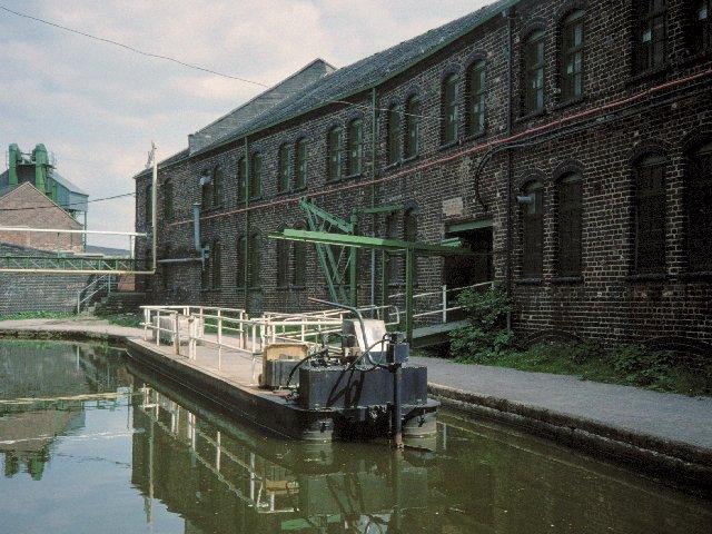 Caldon Canal at Hanley