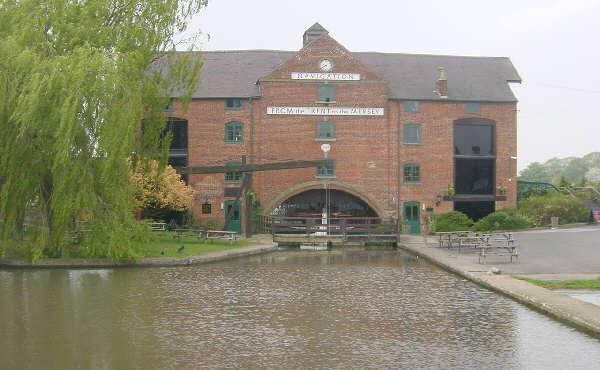 The Clock Warehouse, Shardlow