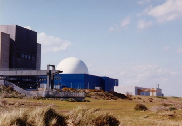 Sizewell 'B' power station