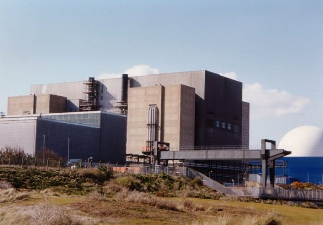 Sizewell 'A' power station