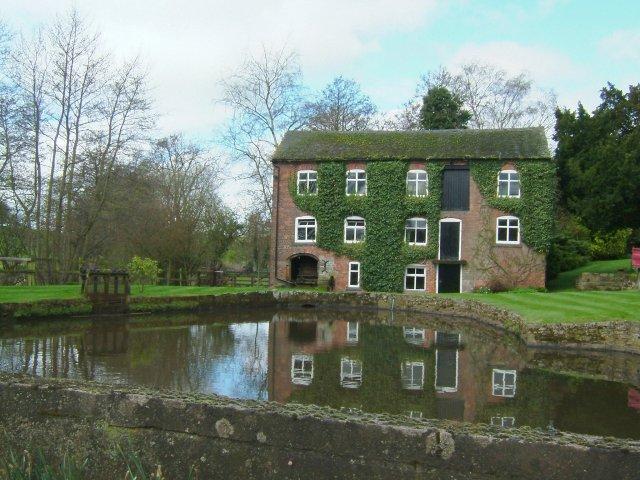 Bearstone Mill