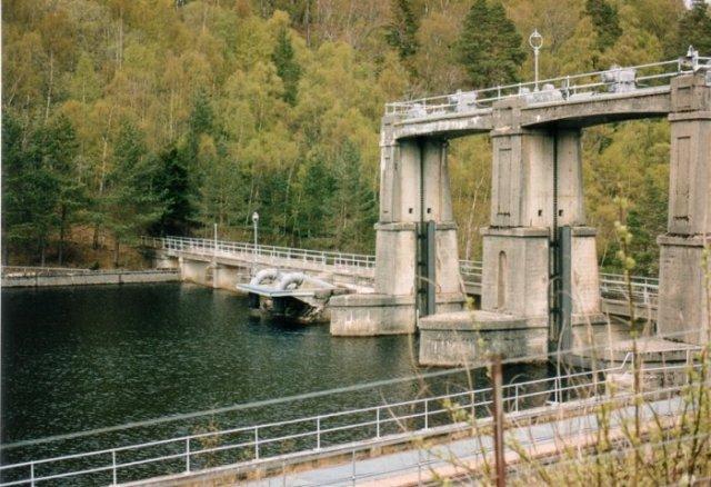 Dunalastair Dam