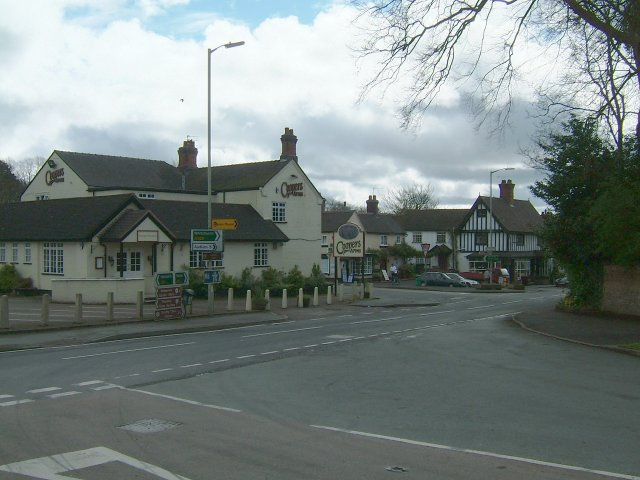 Woore Crossroads