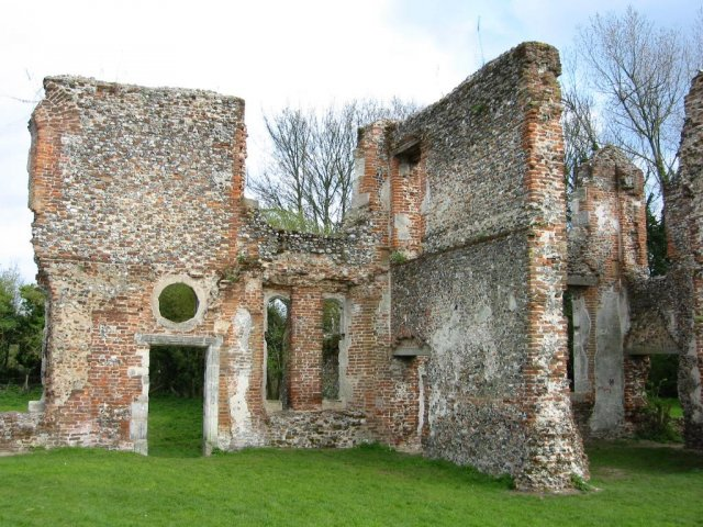 Ruined nunnery