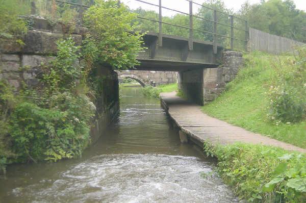 Consall Forge Railway Bridge