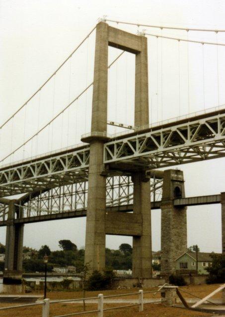 Bridges over the Tamar