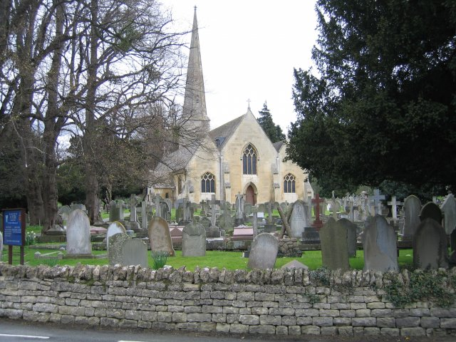 St Peter's, Leckhampton