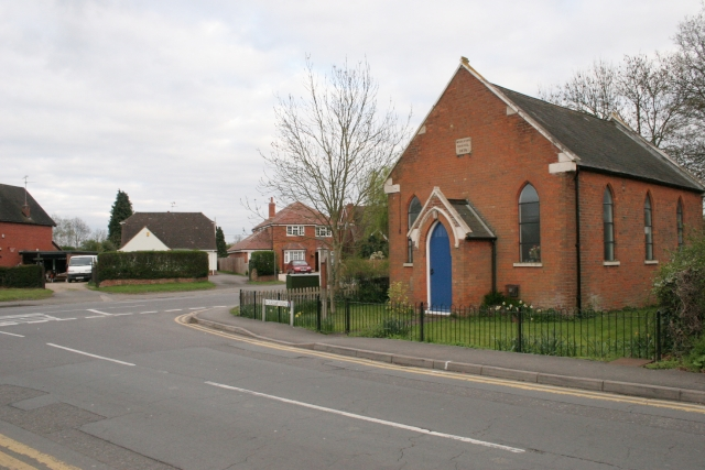 Three Mile Cross