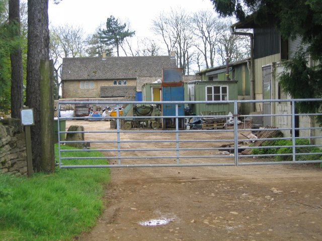 Cuckoopen Barn Farm