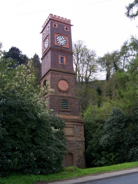 North Malvern Water Tanks and Clock Tower.