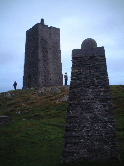 Corrins Hill Tower  near Peel