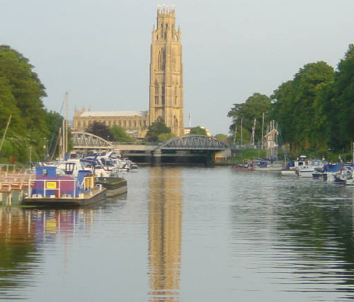 """Boston Stump"""