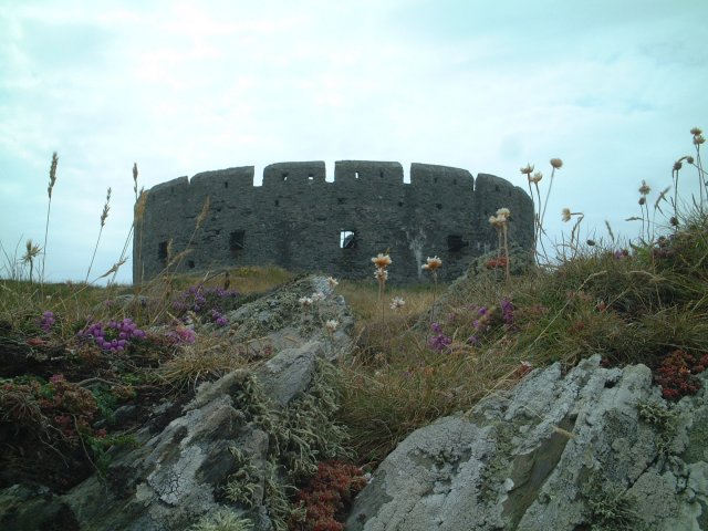Derby Fort & Battery, St. Michaels Isle