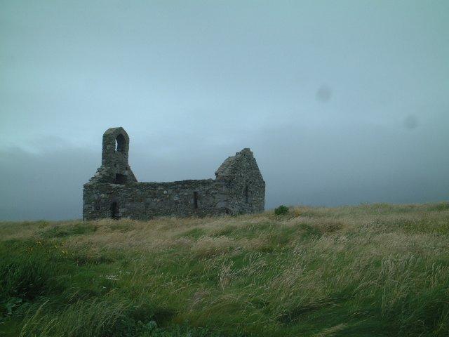 St. Michael's Chapel, St Michael's Island