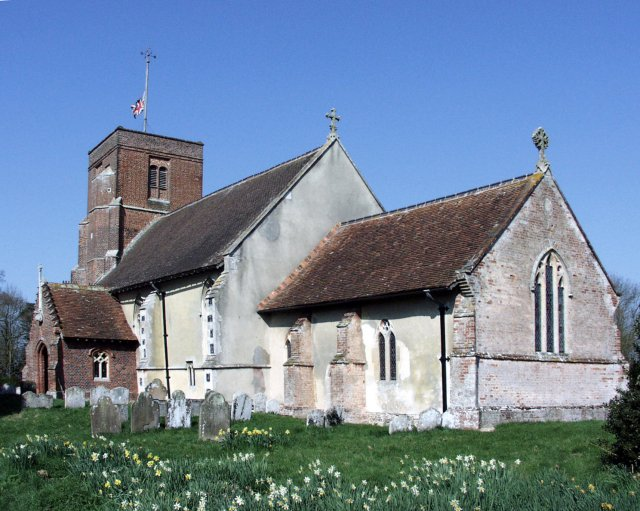 Ashbocking church