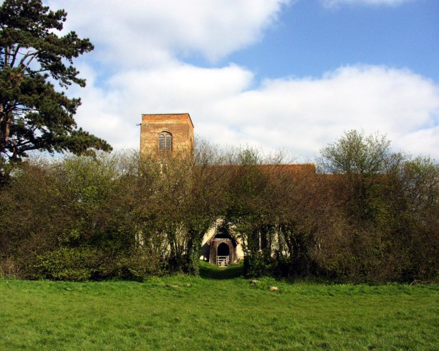 The retired and retiring Badley Church