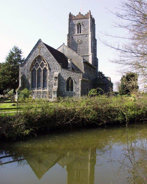 Otley church