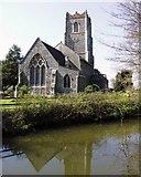 TM2054 : Otley church by mym