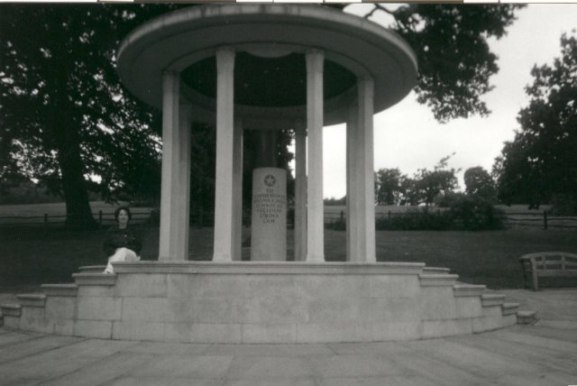 Magna Carta Monument, Runnymede