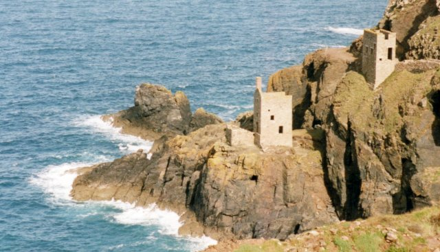 Crowns Mine, Botallack