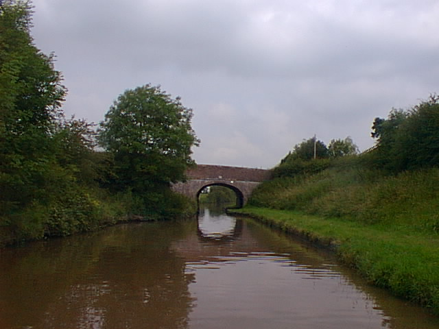 Baddington Bridge No 88, Shropshire Union Canal