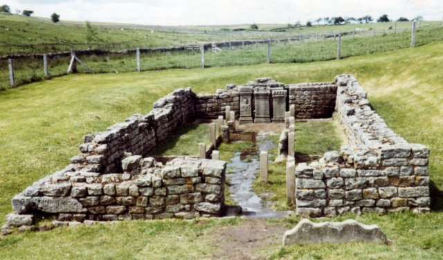Temple of Mithras, Brocolitia
