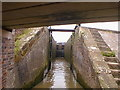 SJ6357 : Cholmondeston Lock by Nick Atty