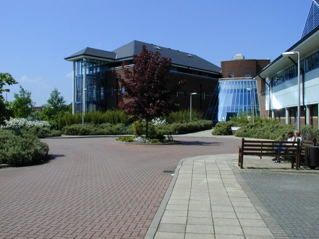 Science Technology Centre, University of Reading