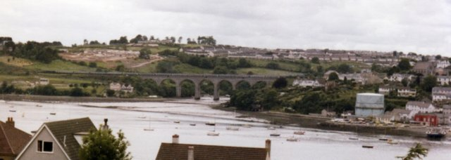 Viaduct at Saltash