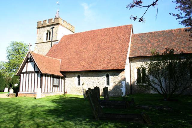St Peter's, Tewin