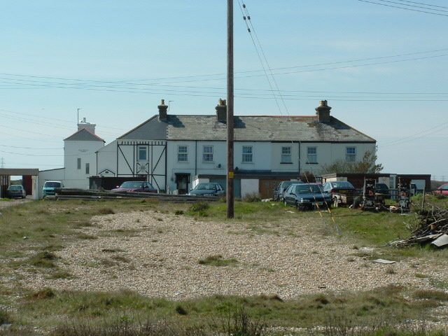 Coastguard Cottages, Dungeness, Kent.