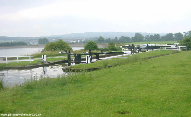 Barrowford Locks