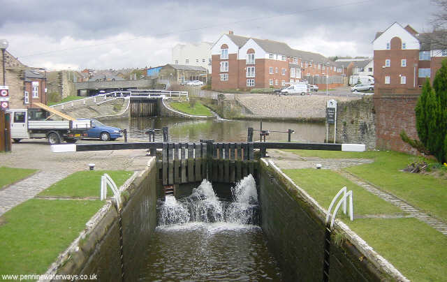 Blackburn Locks