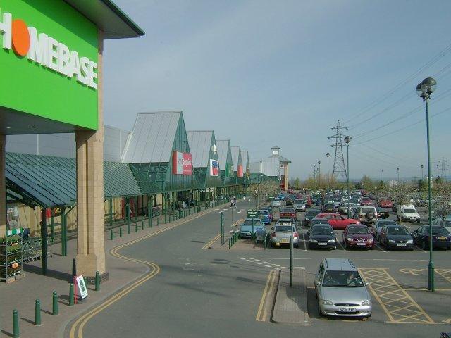 Telford Retail Park