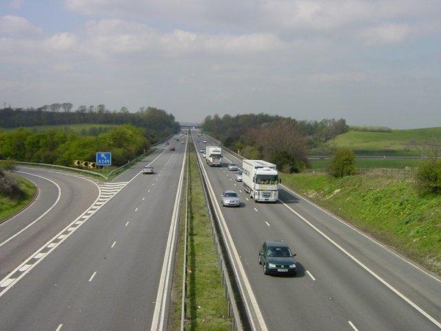 Junction 5, M2 motorway