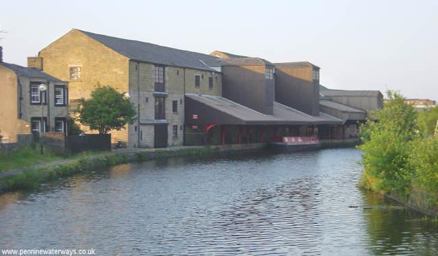 Eanam Wharf, Blackburn