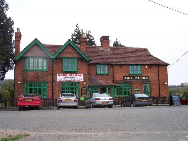The Full Pitcher, Old Wharf, Ledbury