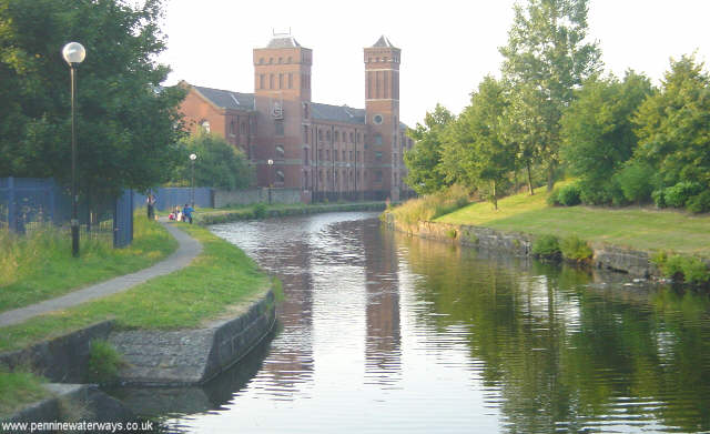 Daisyfield Mill, Blackburn