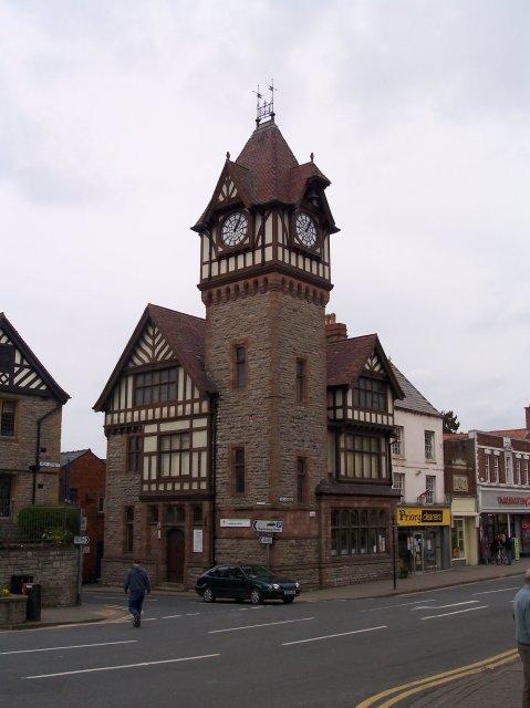 The Barrett Browning Institute, The Homend, Ledbury