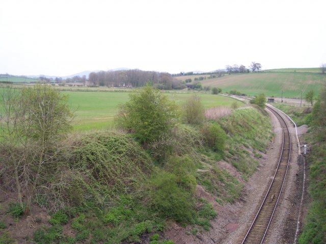 Colwall to Ledbury Railway