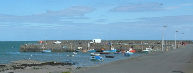 Ballywalter Harbour