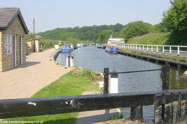 Wheelton, Leeds and Liverpool Canal
